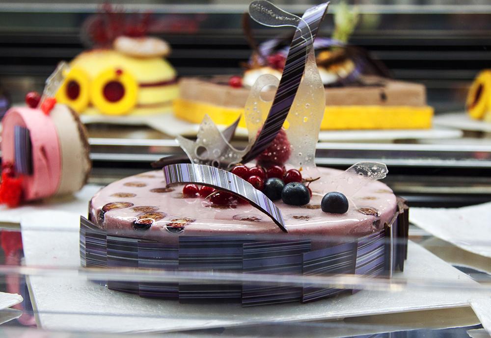 tort z porzeczkami