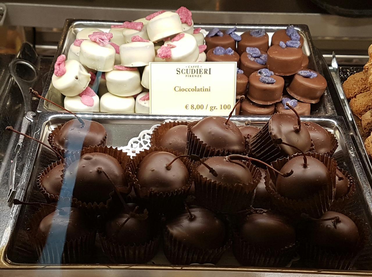 scudieri czekoladki