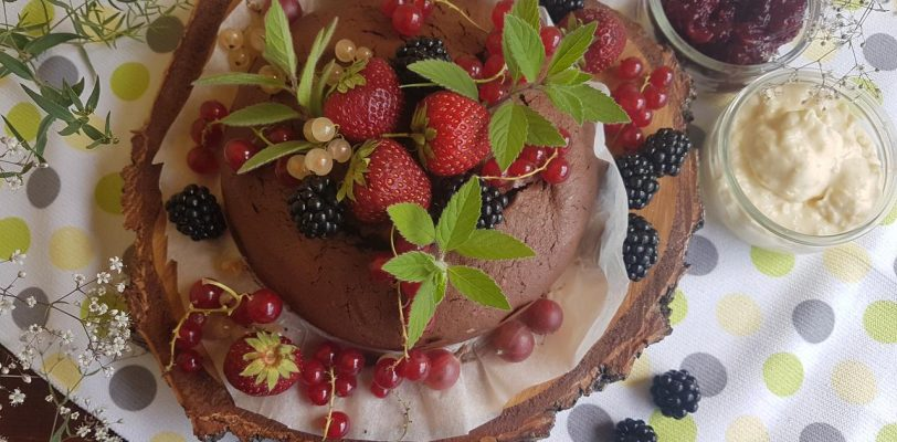 paryskie ciasto czekoladowe