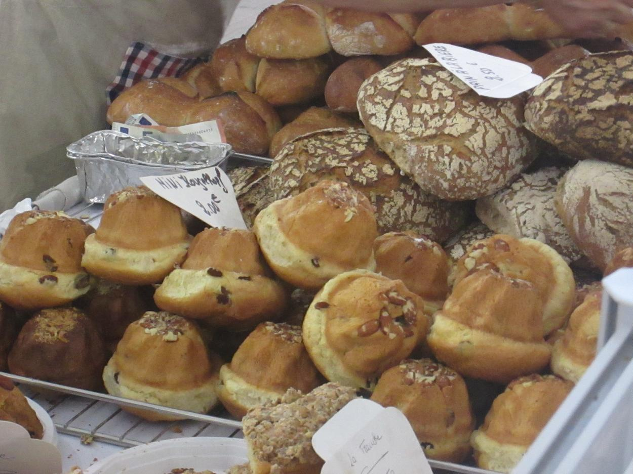 festiwal chleba i buleczki