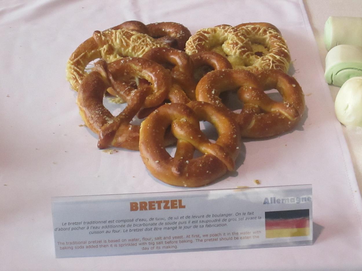 festiwal chleba niemeckie precle