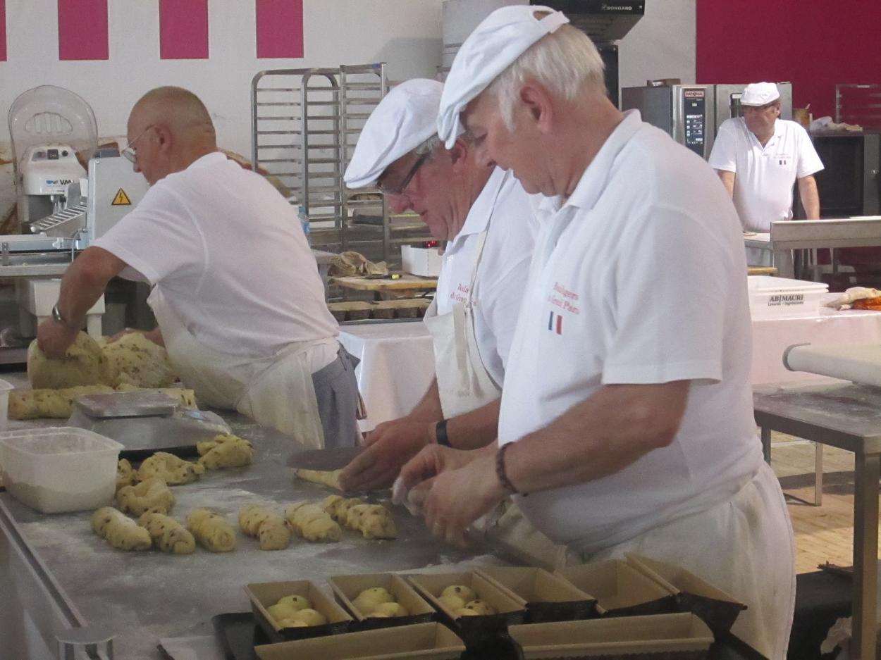 festiwal chleba piekarze w akcji