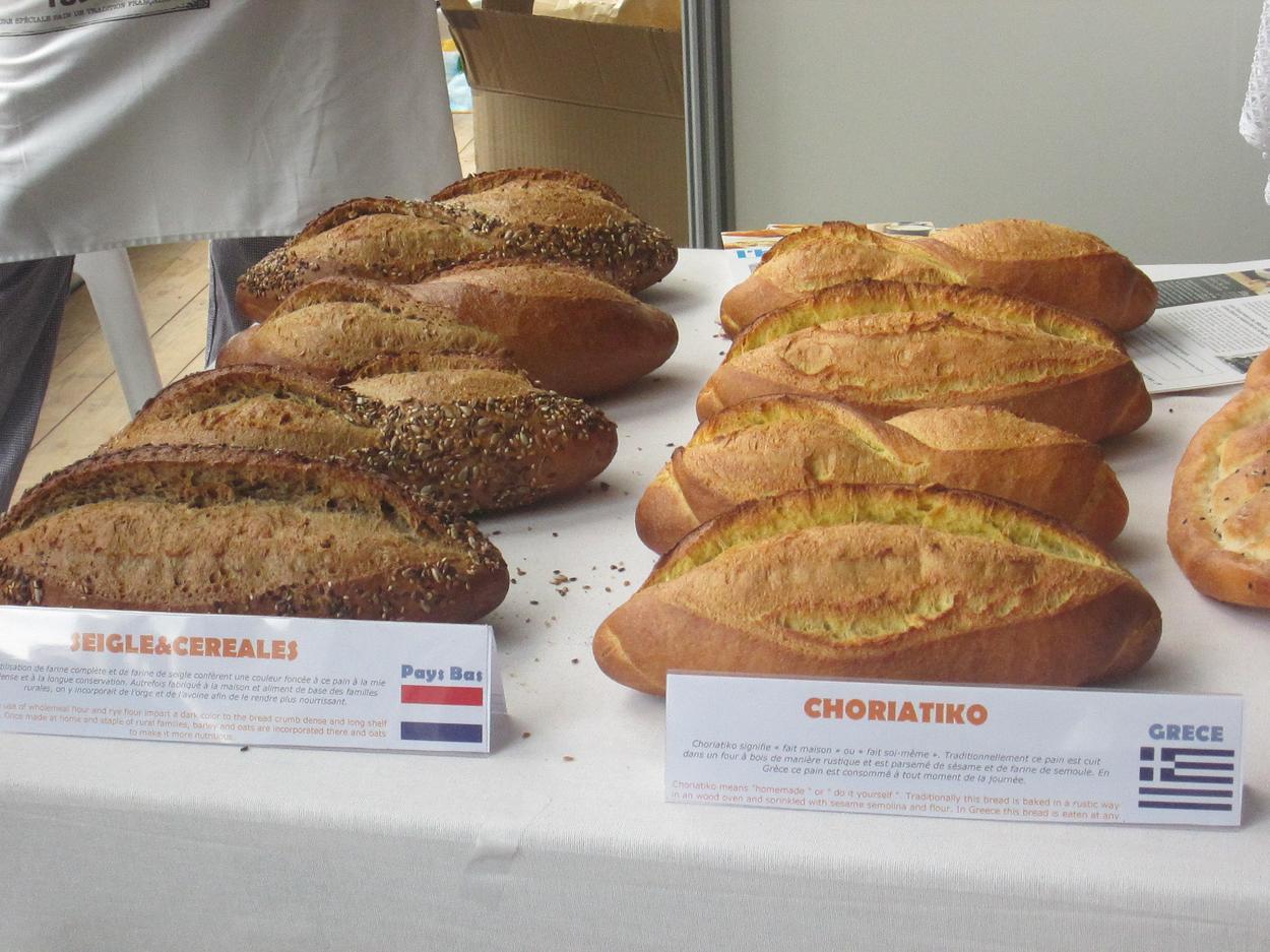 festiwal chleba wypieki grckie i bajgle