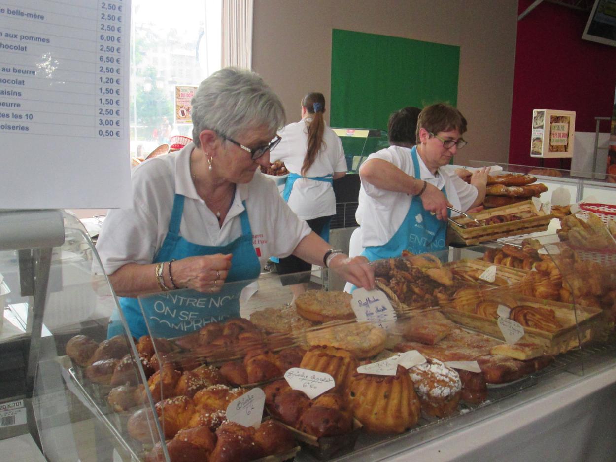 festiwal chleba w paryzu