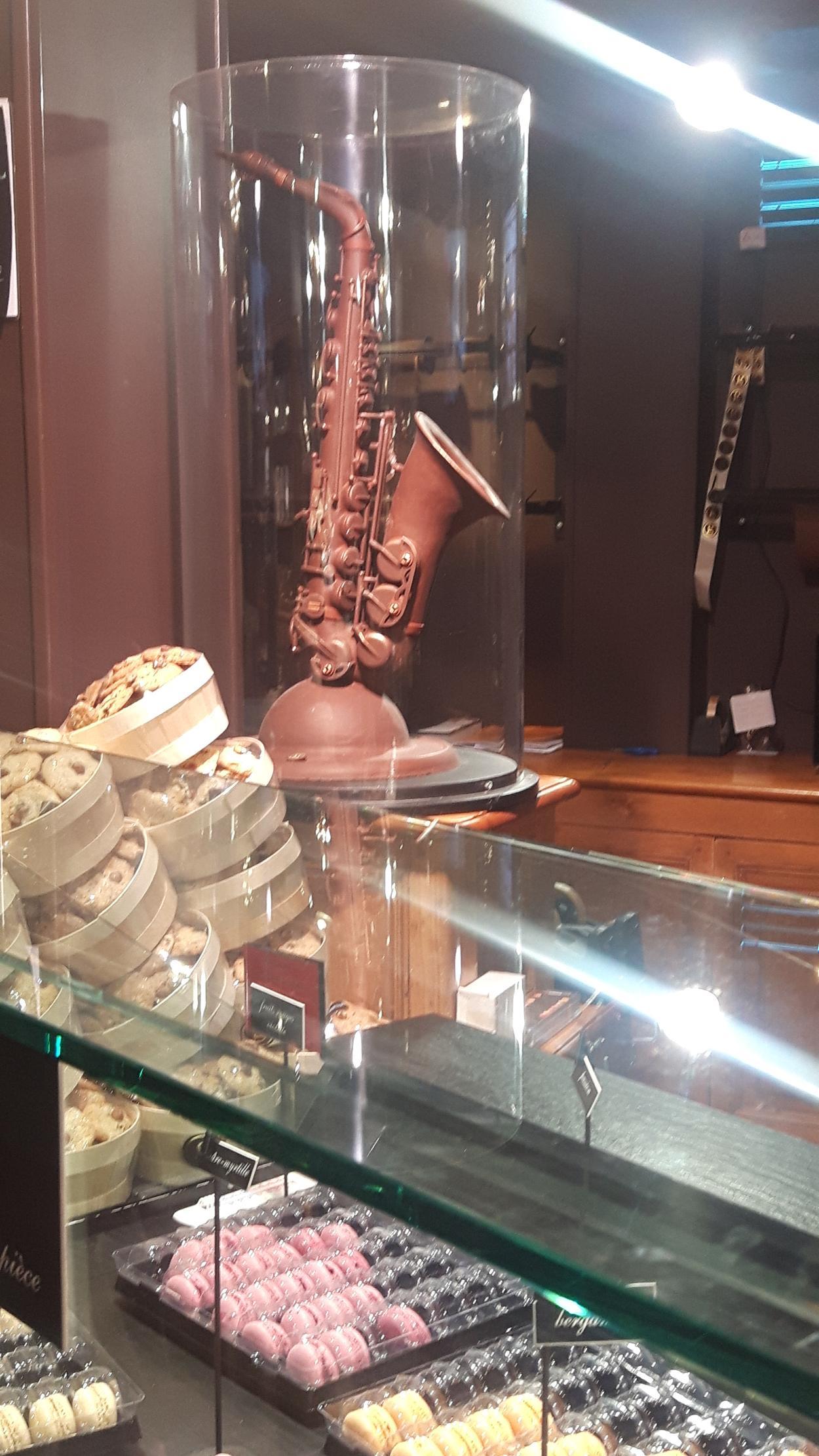 geroges larnicol saksofon