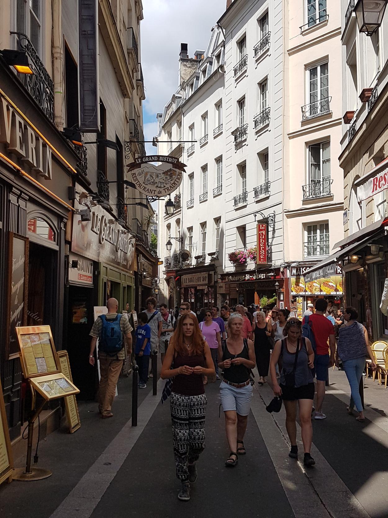 paryz ulice