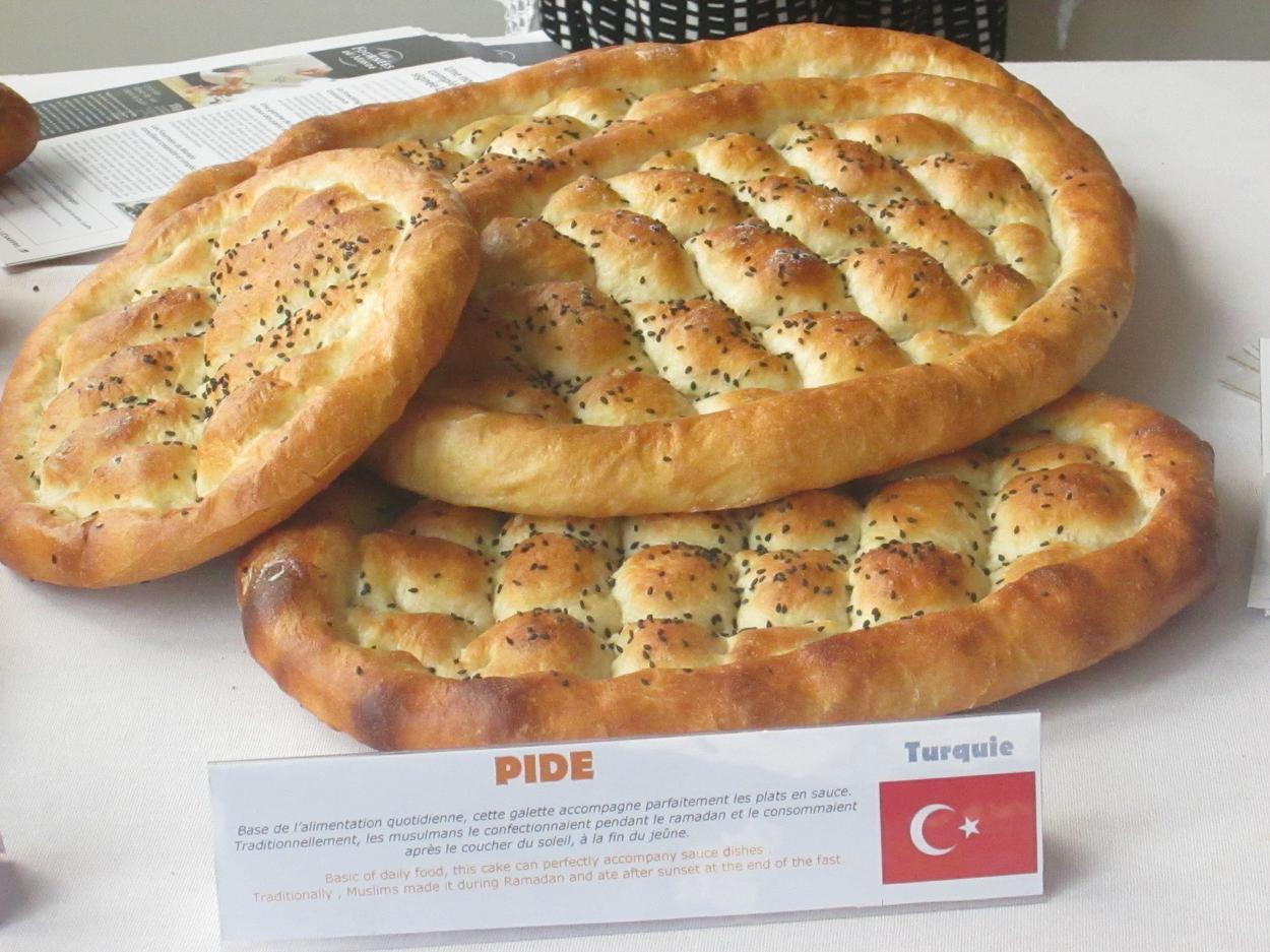 turecki pide festiwal chleba