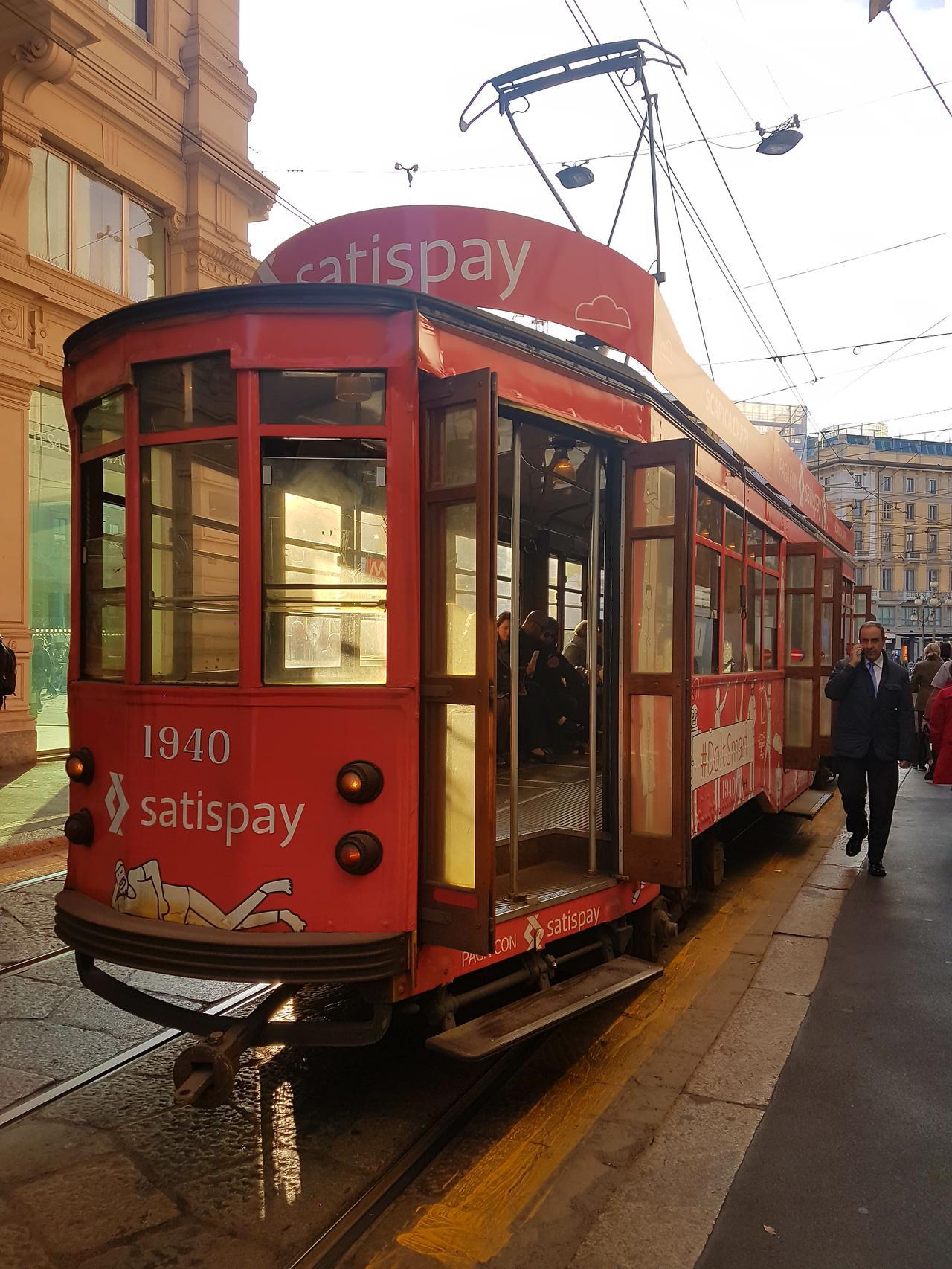 Mediolan tramwaje