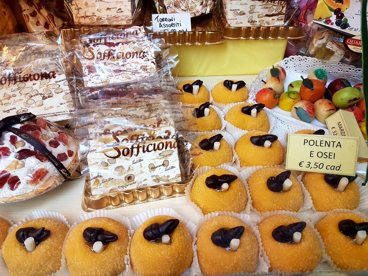 Bergamo polenta e osei