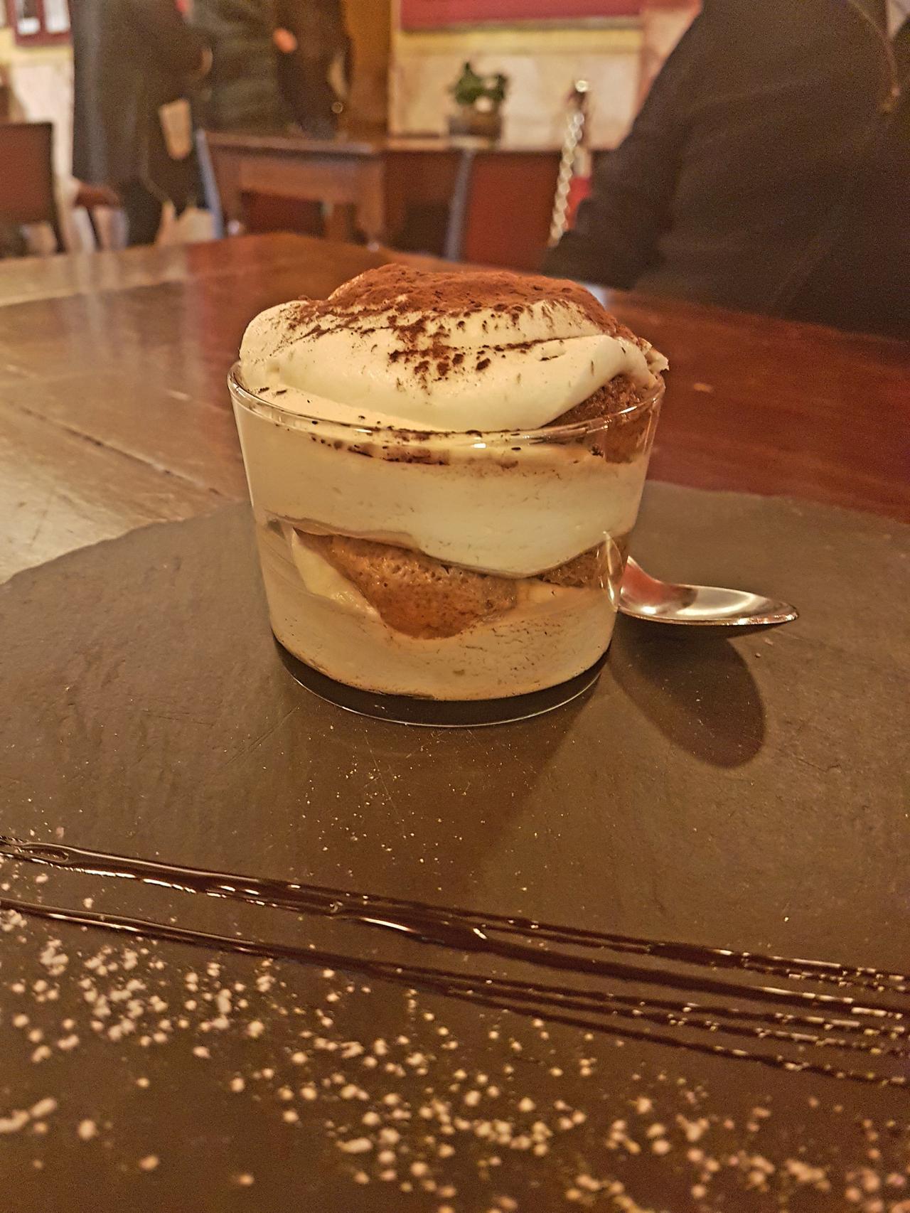 bergamo tiramisu w cafe del tesso