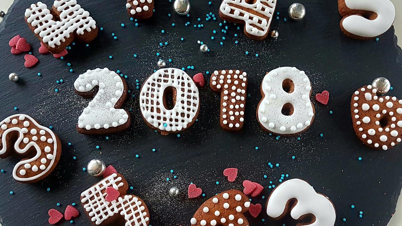 pierniczek z lukrem rok 2018