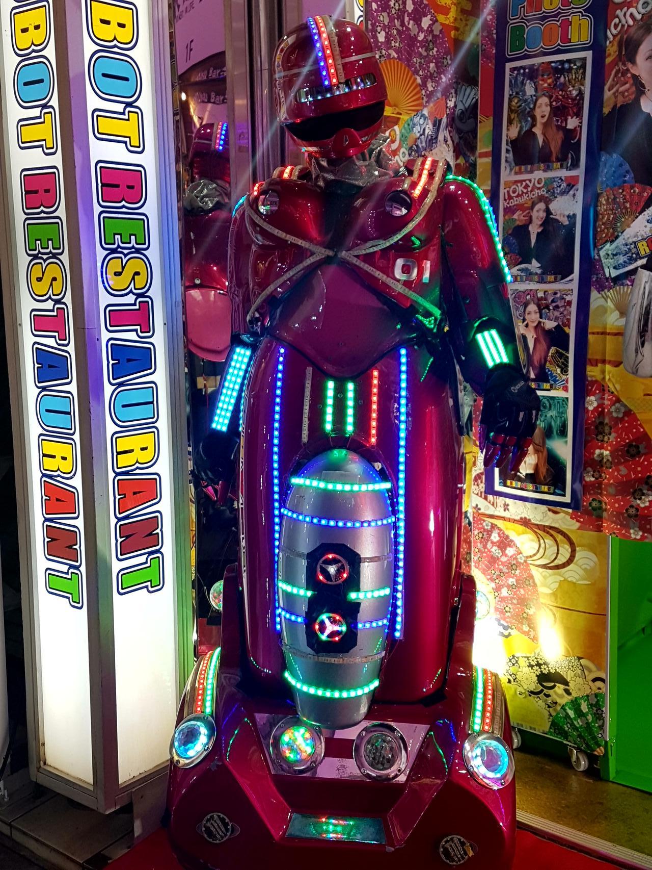 Robot Restaurant Tokio