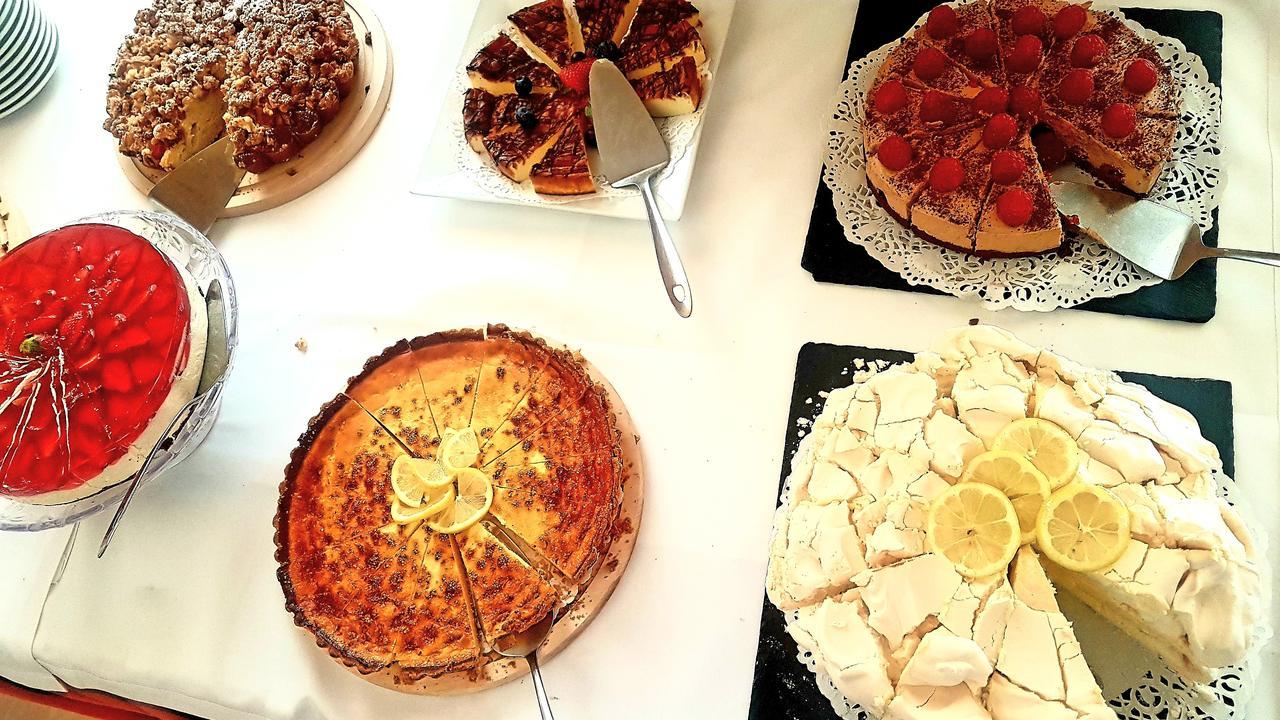 ciasta na szkoleniu Zalesie Mazury