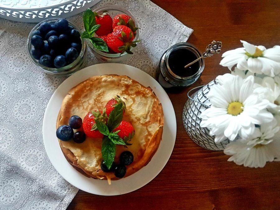 nalesniki na sniadanie