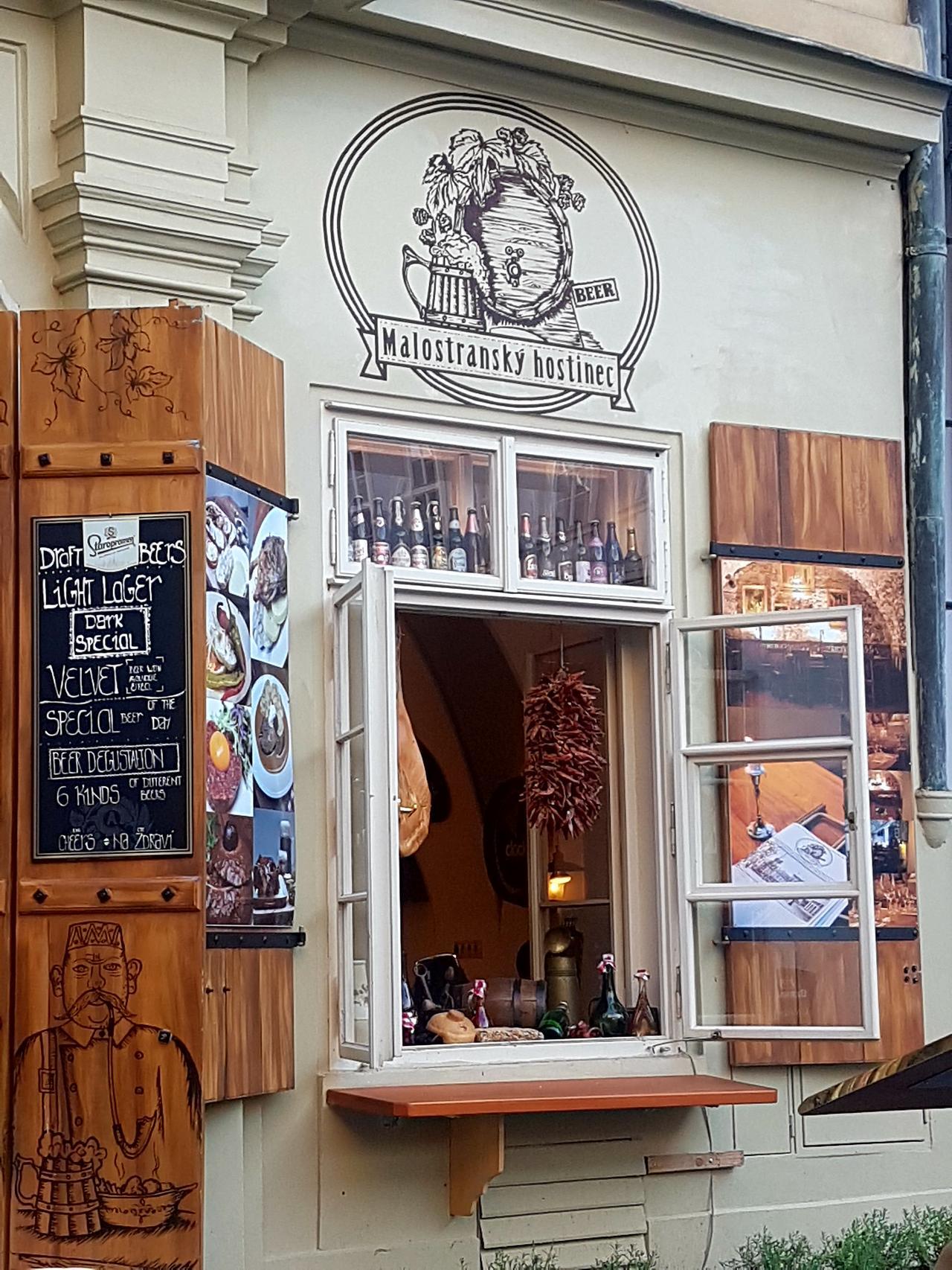 restauracja Praga czeska