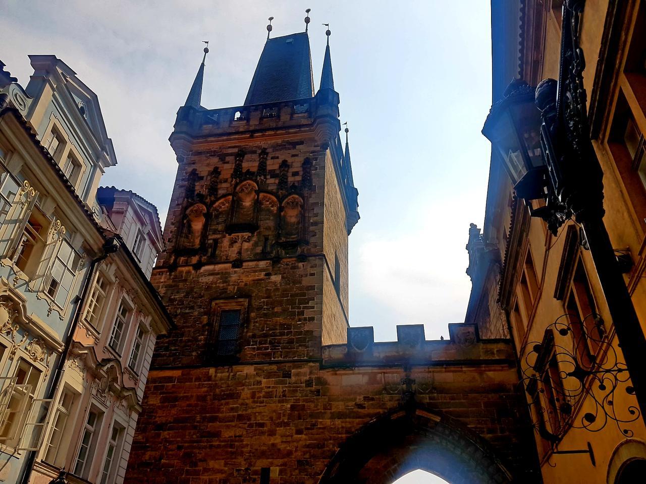 Praga czeska budynki