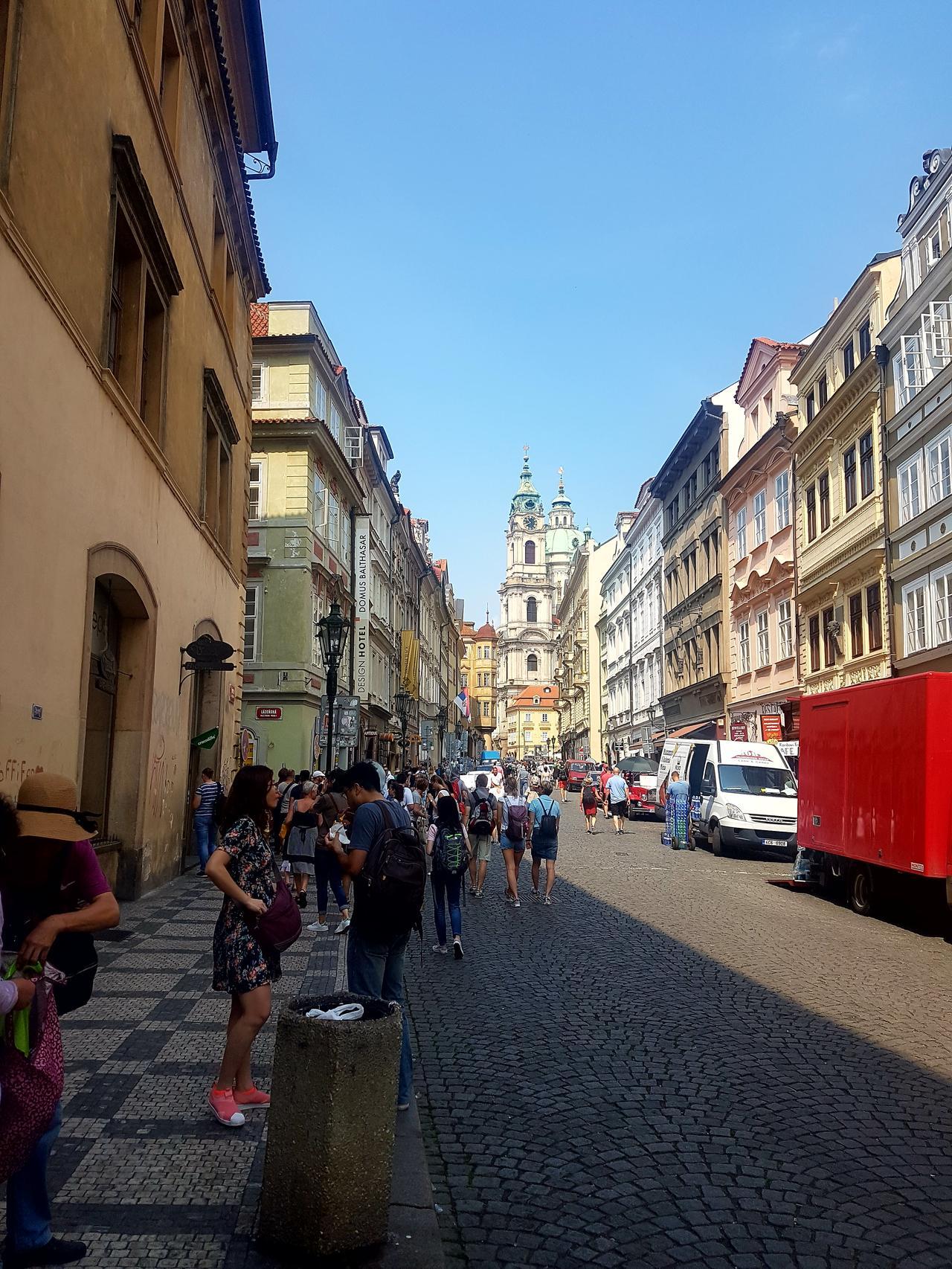 Praga ulice