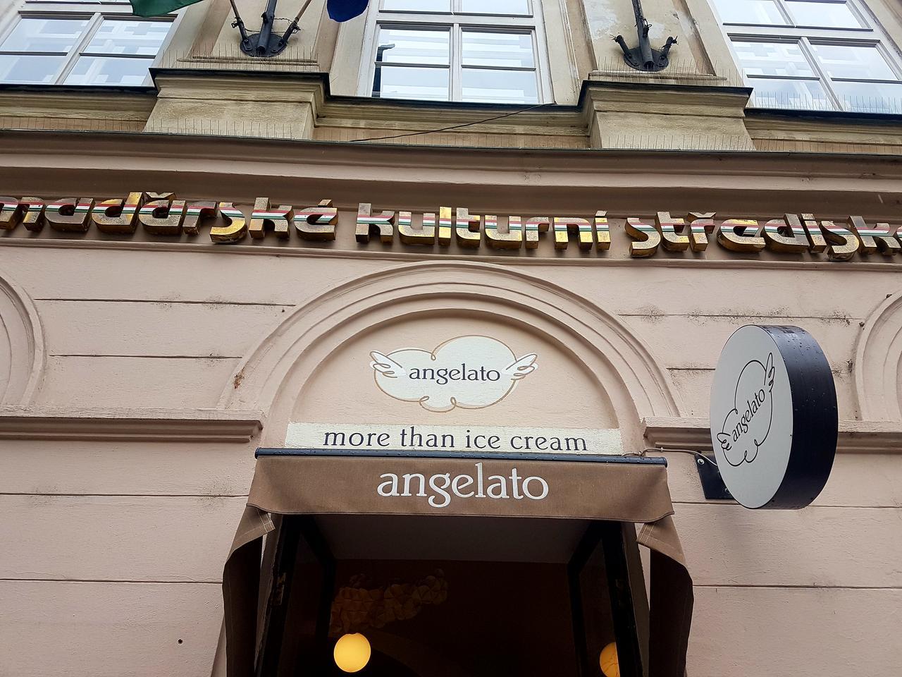Angelato Praga