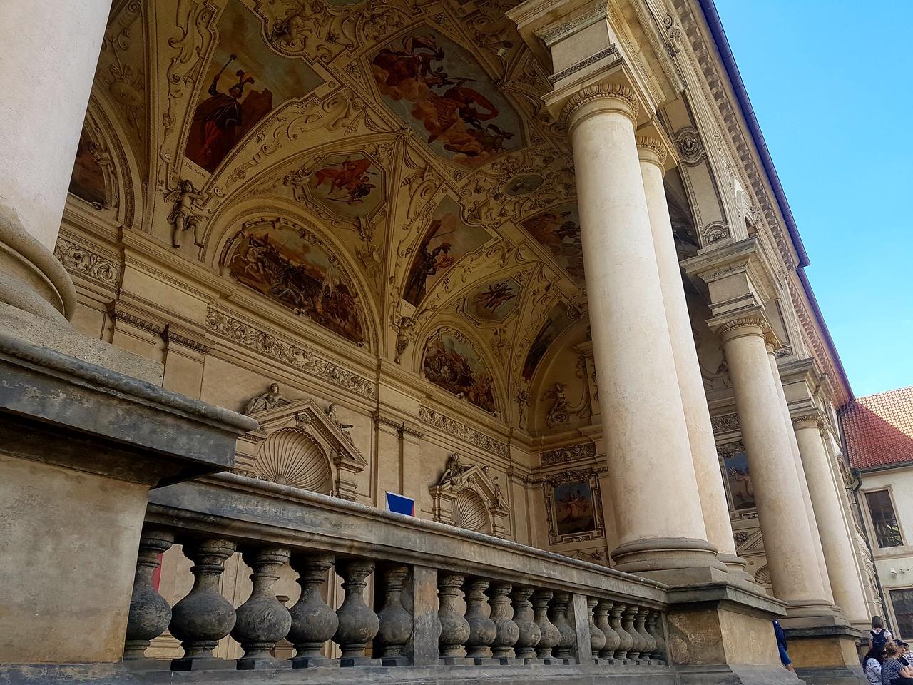 Senat Praga