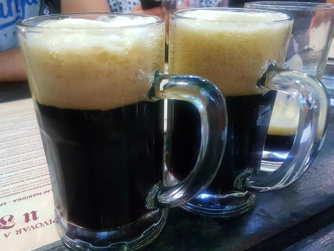 piwo u Flecu Praga czeska