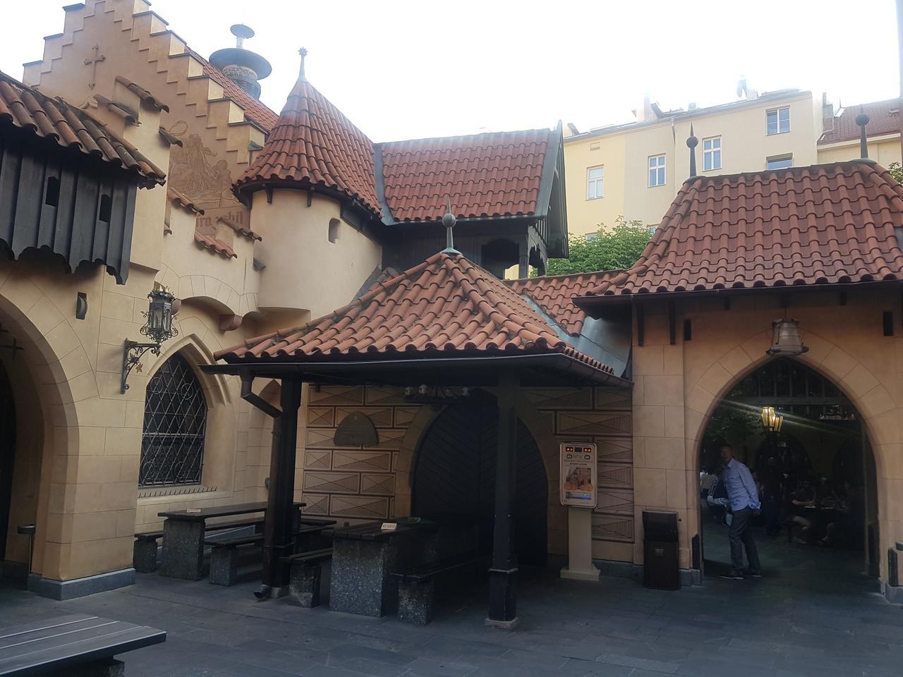 u Flecu Praga czeska