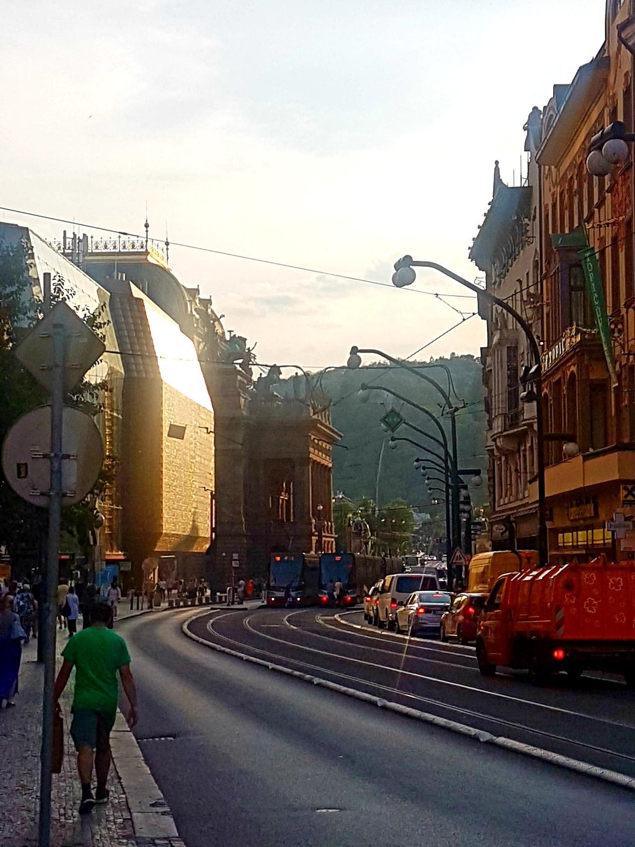 ulice Praga czeska