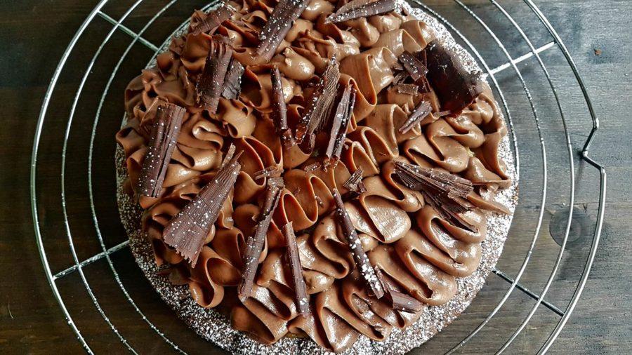 sable breton chocolat banane