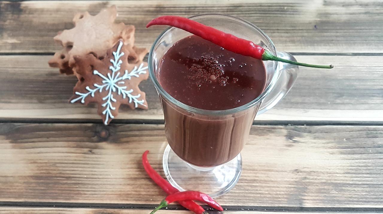 goraca czekolada z chilli