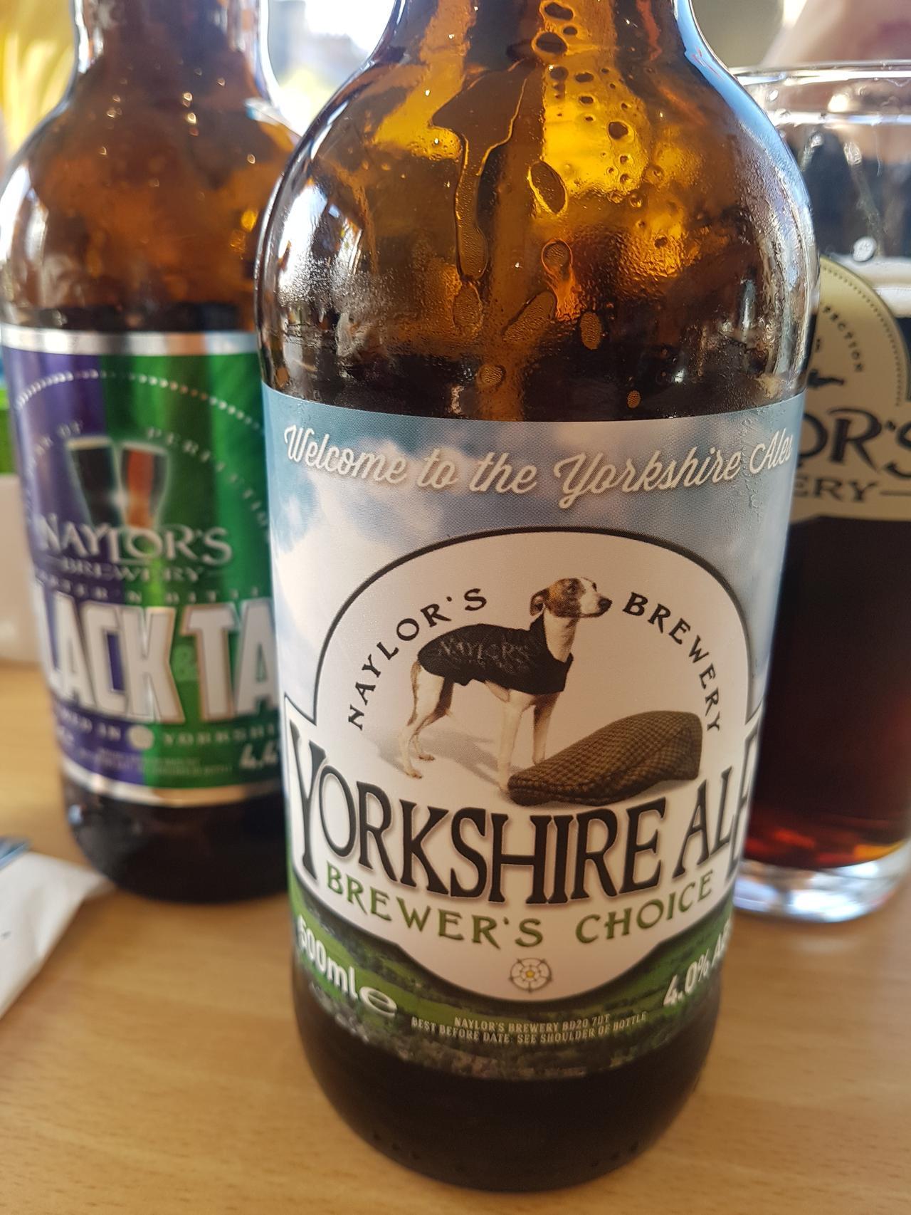angielskie piwo