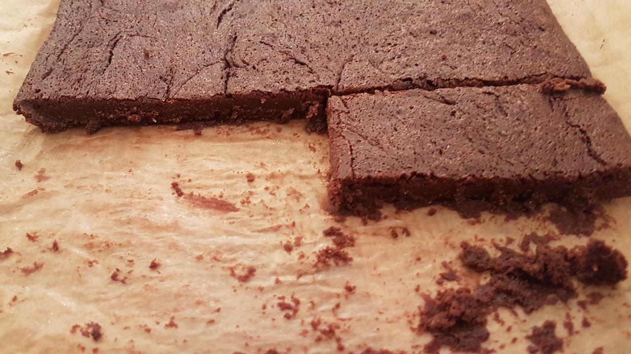 czekoladowy fondant