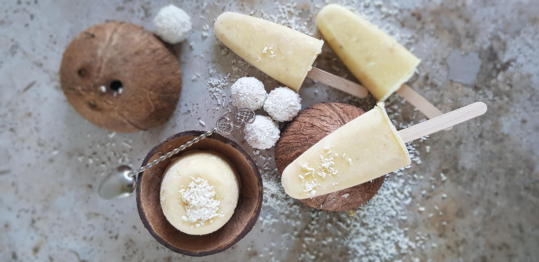 lody kokosowe