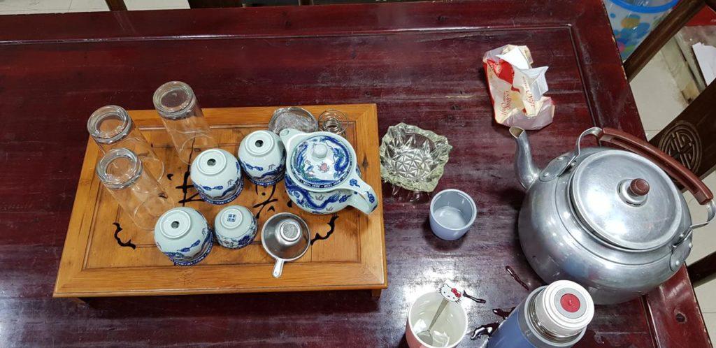 chiny sklep z mozliwoscia parzenia herbaty