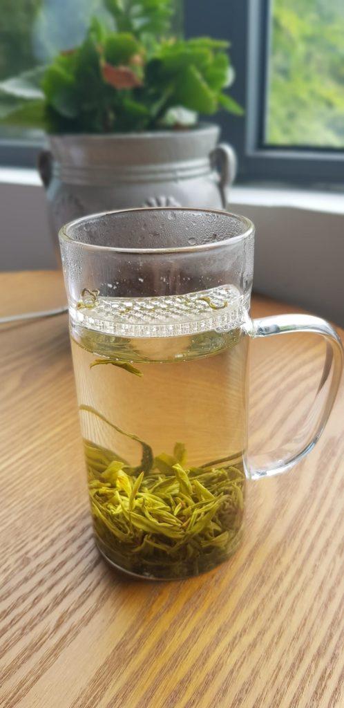 zielona herbata chiny