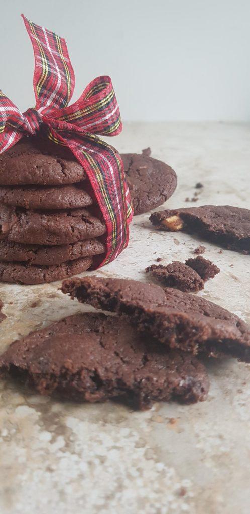 amerykanskie ciasteczka czekoladowe