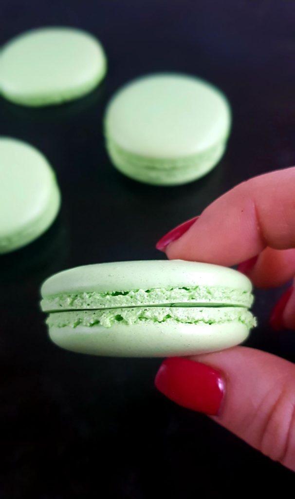 makaroniki green matcha