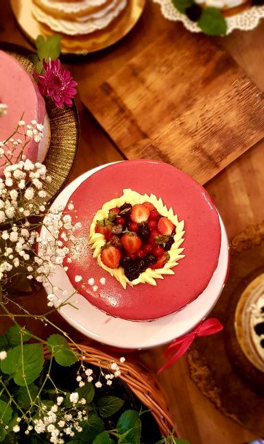 nowoczesne torty