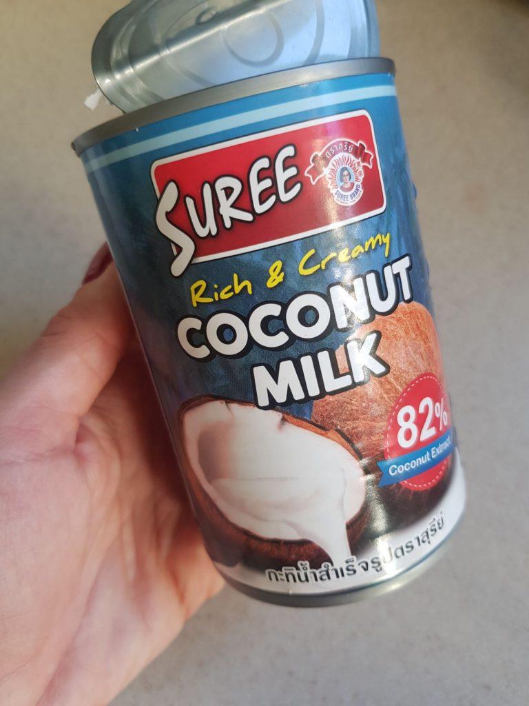 mleko kokosowe 82 procent